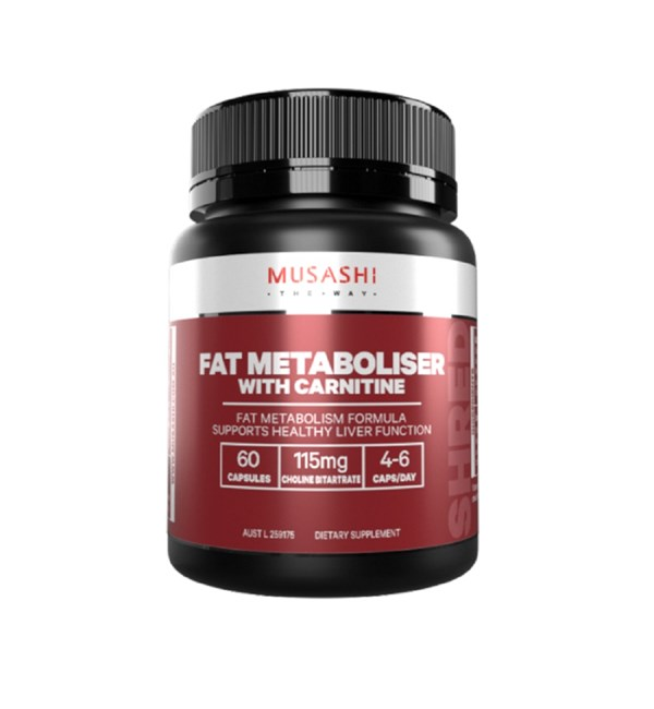 Fat Mobiliser with Carnitine