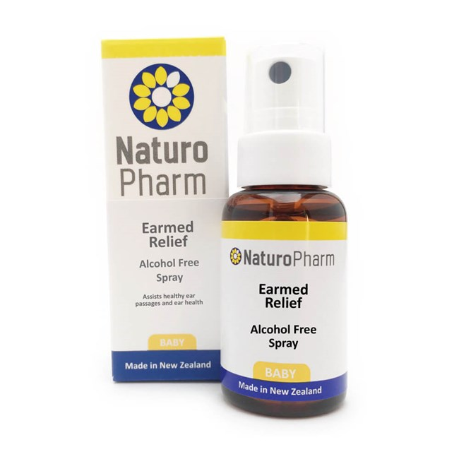 Earmed Relief Oral Spray Alcohol Free