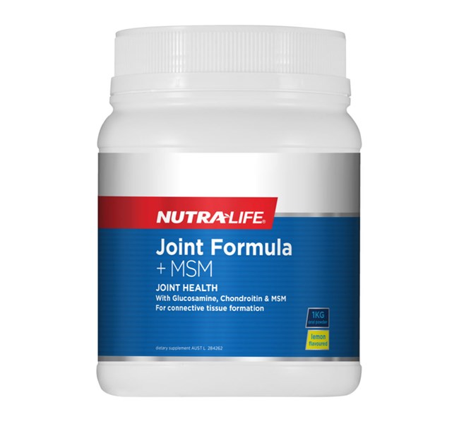 Joint Formula + MSM
