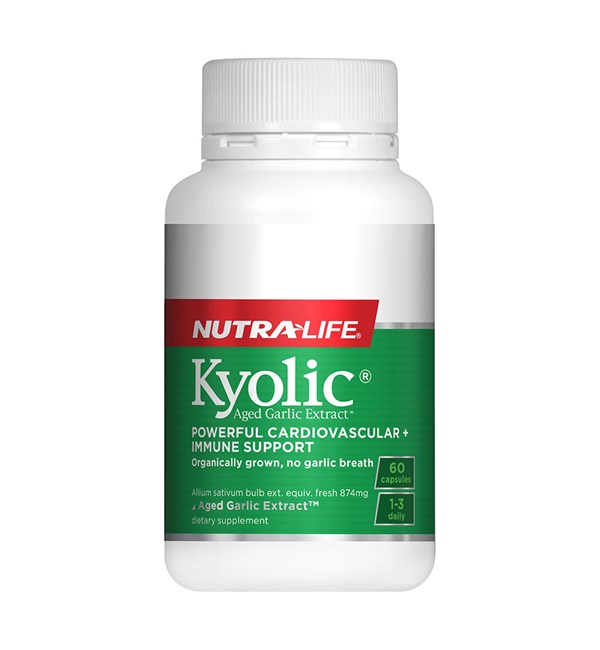 Kyolic Aged Garlic Extract