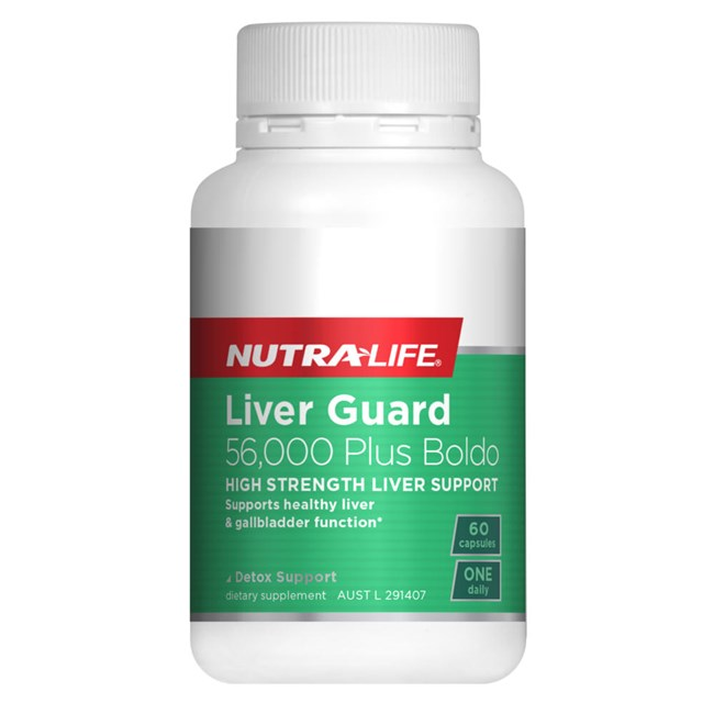 Liver Guard 56,000 Plus Boldo