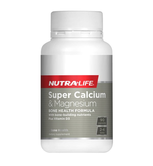 Super Calcium and Magnesium