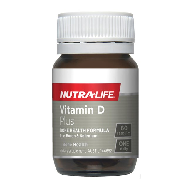 Vitamin D3 1000iu Plus Boron and Selenium