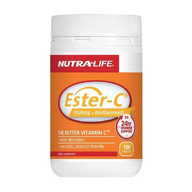 Ester C 1500mg 1-A-Day