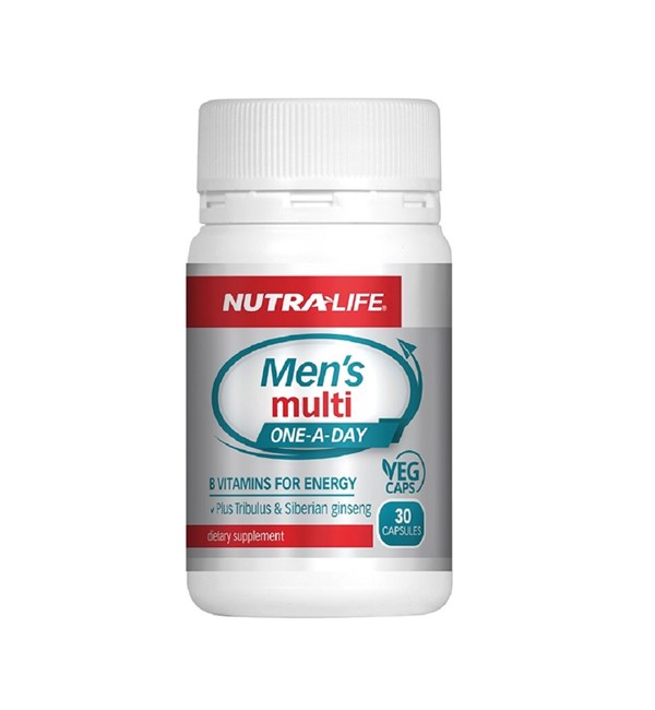 Mens Multi One-A-Day