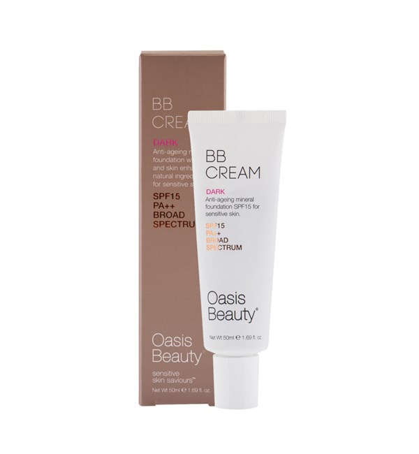 BB Cream SPF 15 PA++ Dark Shade