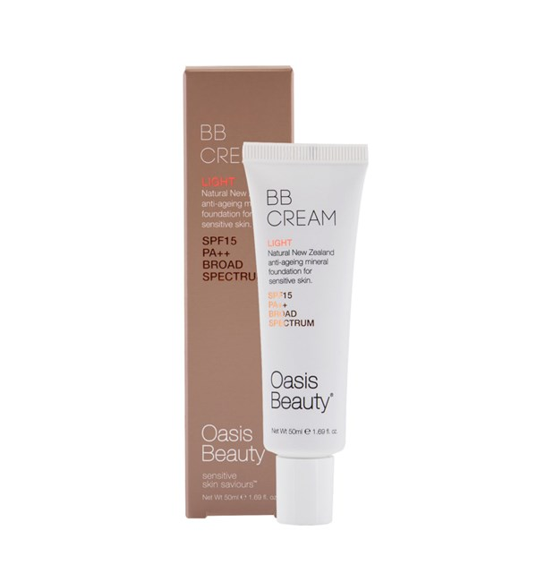 BB Cream SPF 15 PA++ Light Shade