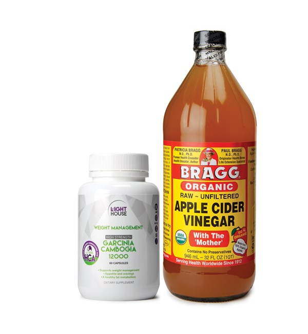 Apple Cider Vinegar + Garcinia Cambogia