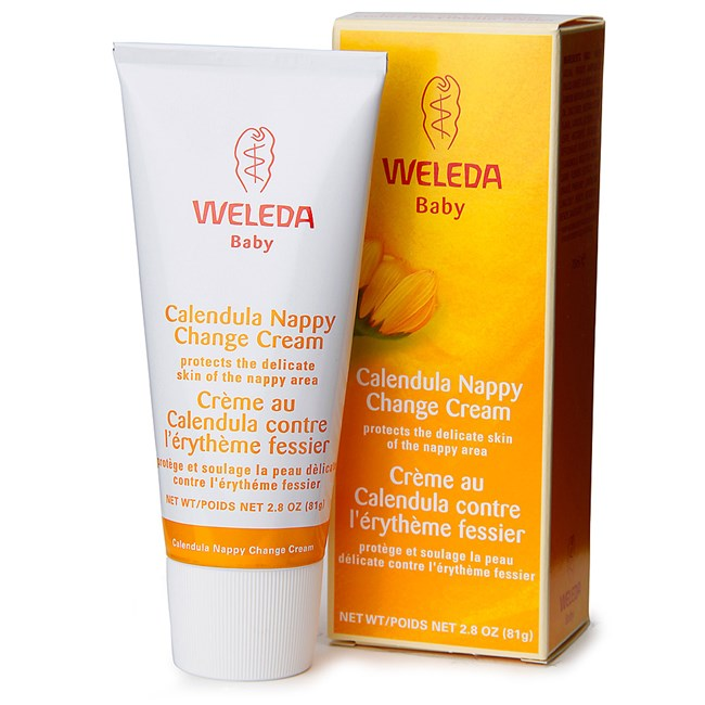 Calendula Baby Nappy Change Cream