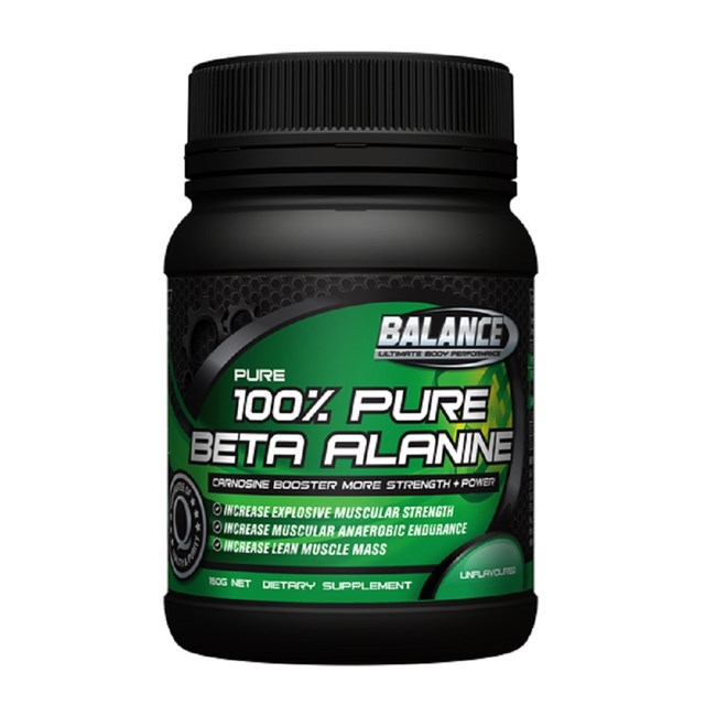 100% Pure Beta Alanine