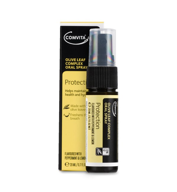 Olive Leaf Oral Spray