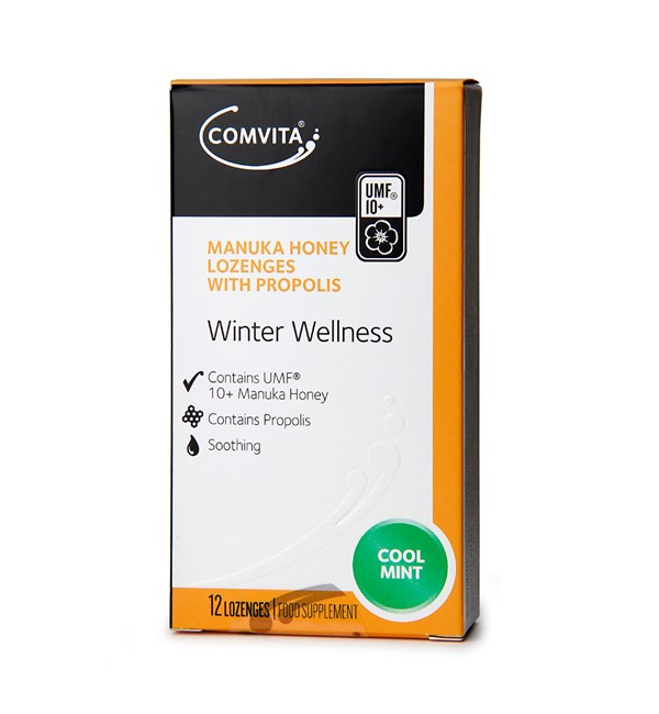 Manuka Honey Lozenges - Cool Mint