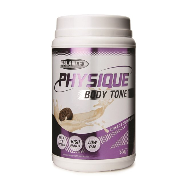Physique Body Tone Cookies & Cream
