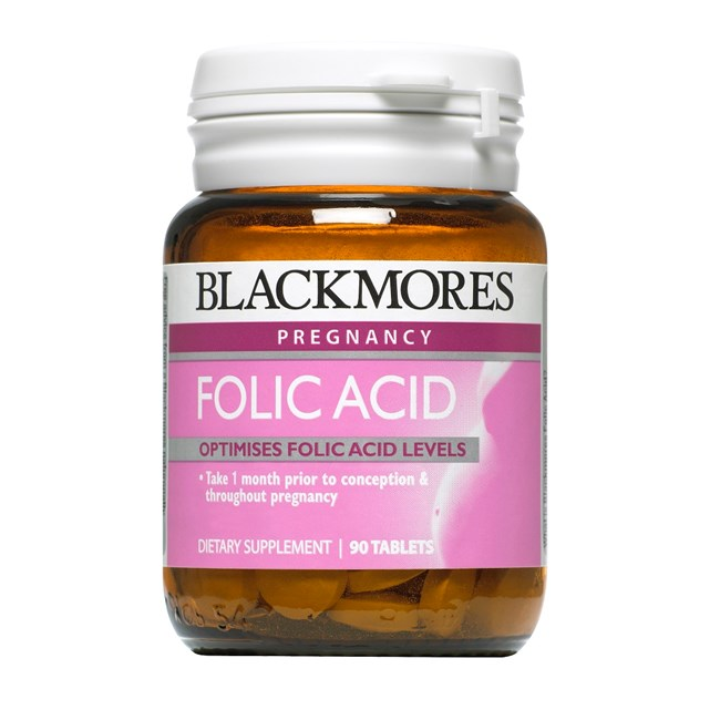 Folic Acid 500mcg
