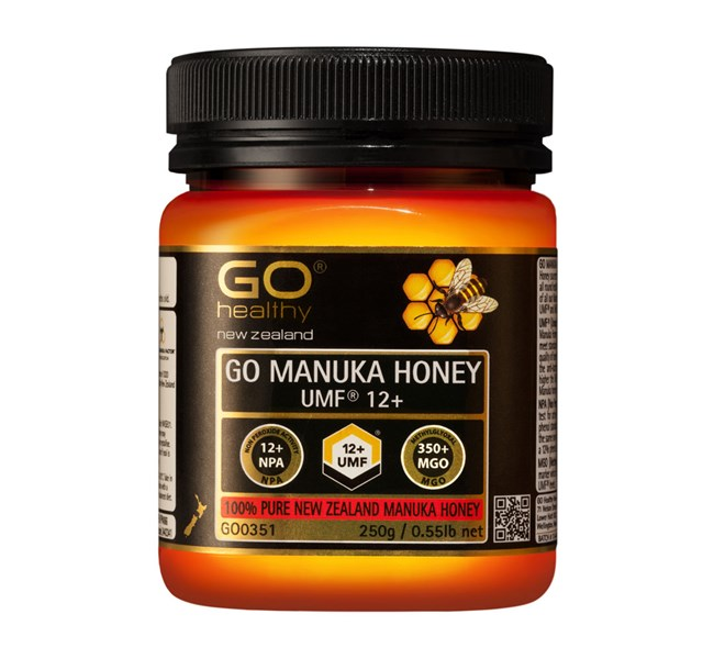 GO Manuka Honey UMF 12+