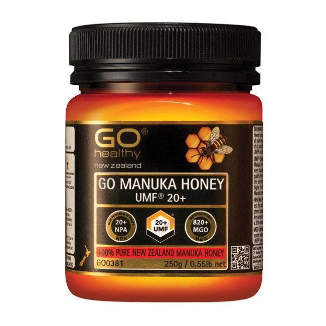 Go Manuka Honey UMF 20+
