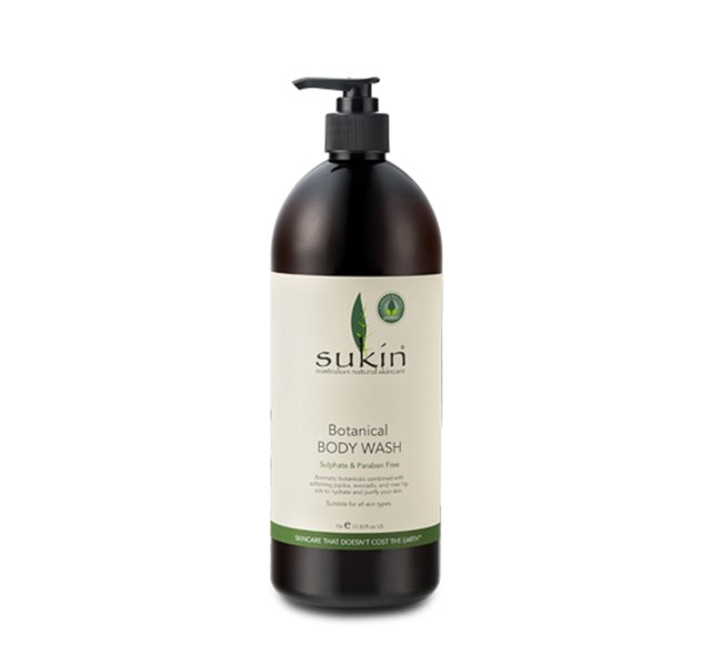 Botanical Body Wash