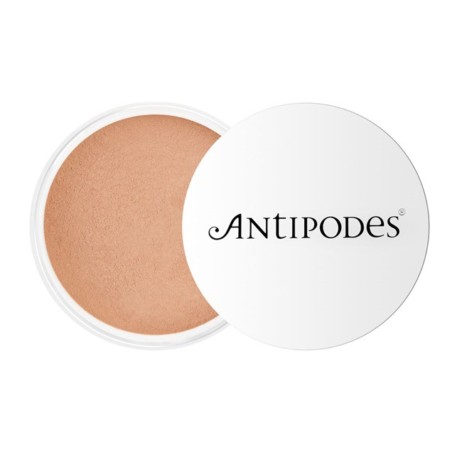 Mineral Foundation - Tan