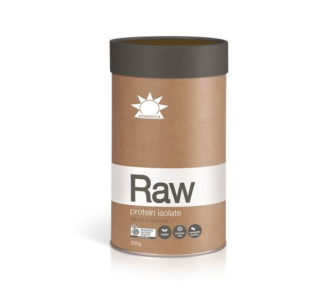 Raw Protein Isolate Cacao/Coconut