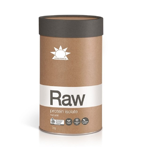 Raw Protein Isolate Natural
