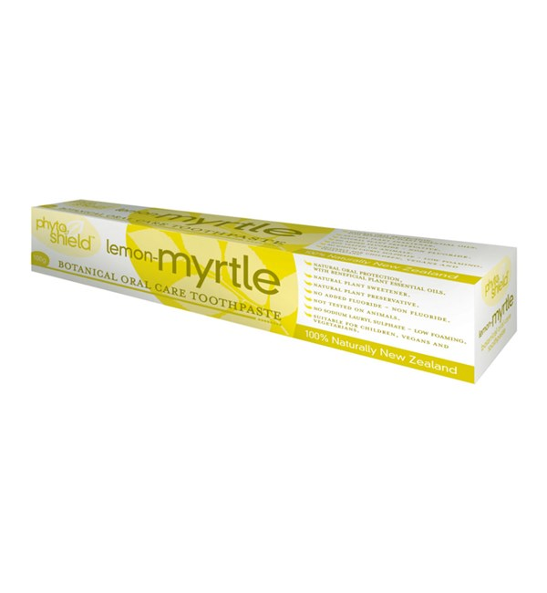 Phyto Shield Toothpaste - Lemon Myrtle