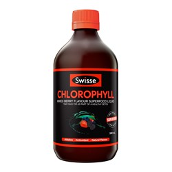Chlorophyll - Mixed Berry