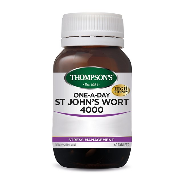 One-a-day St Johns Wort 4000