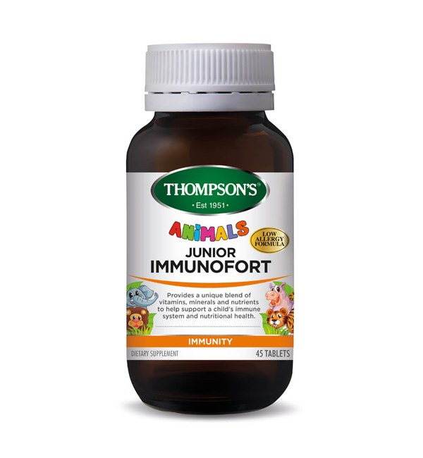 Animals - Junior Immunofort