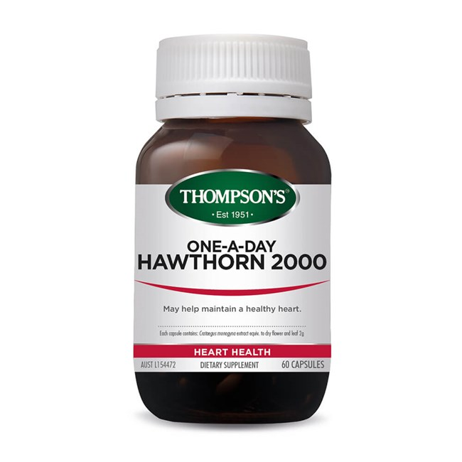 One A Day Hawthorn 2000