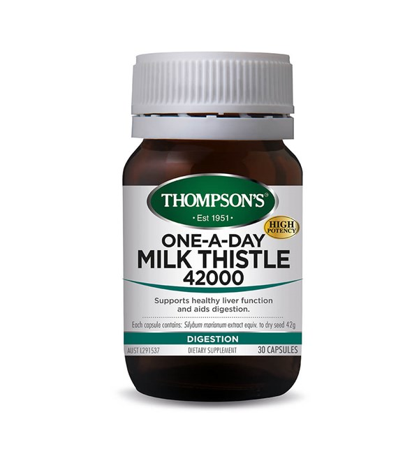 One-A-Day Milk Thistle 42000