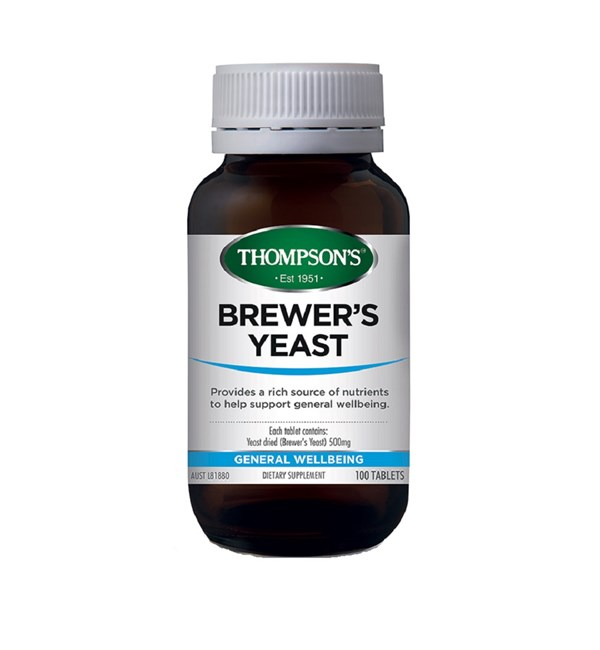 Brewers Yeast 500mg