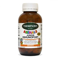 Junior Immunofort - Animals