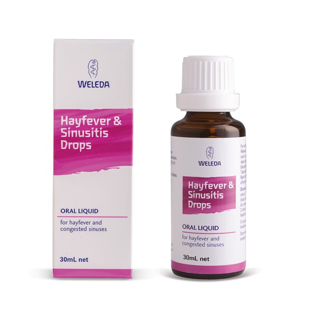 Hayfever & Sinusitis Drops