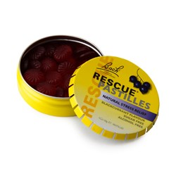 Rescue Pastilles - Blackcurrent