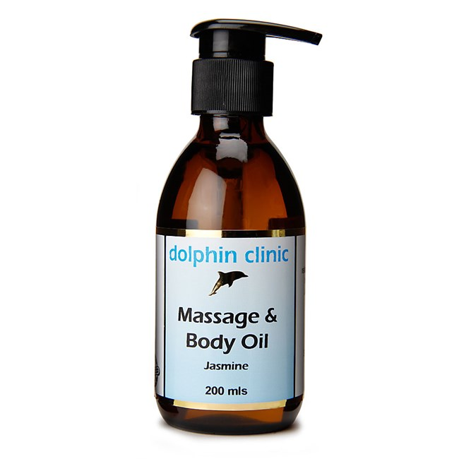Massage & Body Oil - Jasmine