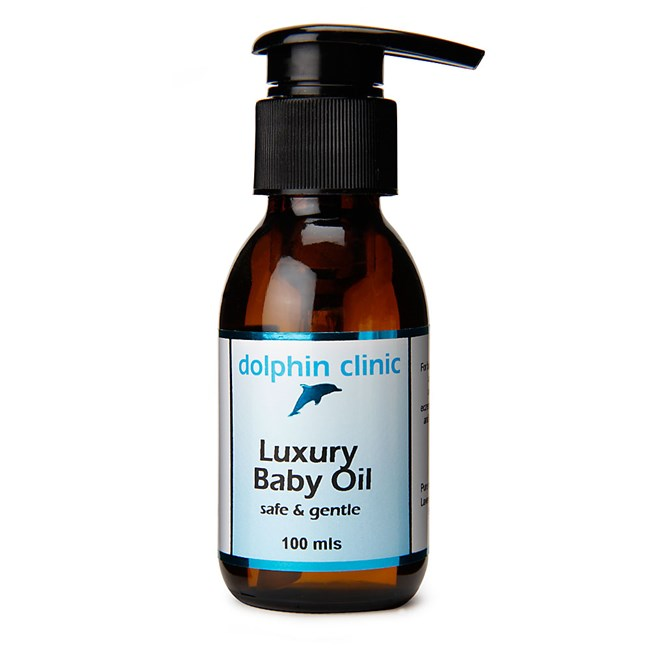 Luxury Baby Oil