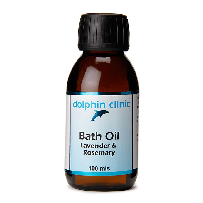 Bath Oil Lavender & Rosemary