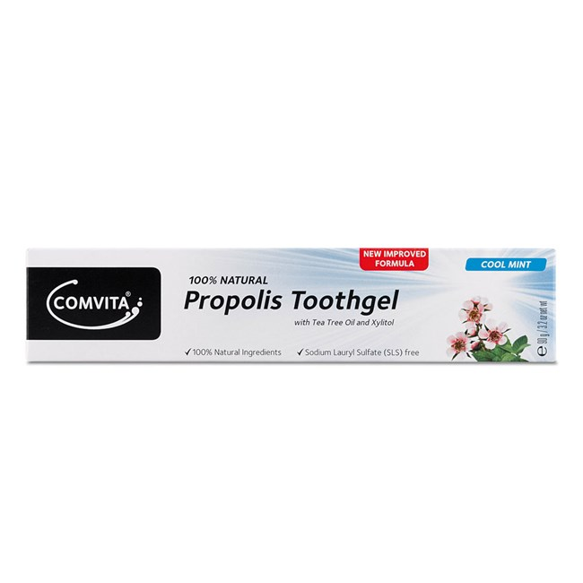 Natural Propolis Toothgel - Cool Mint