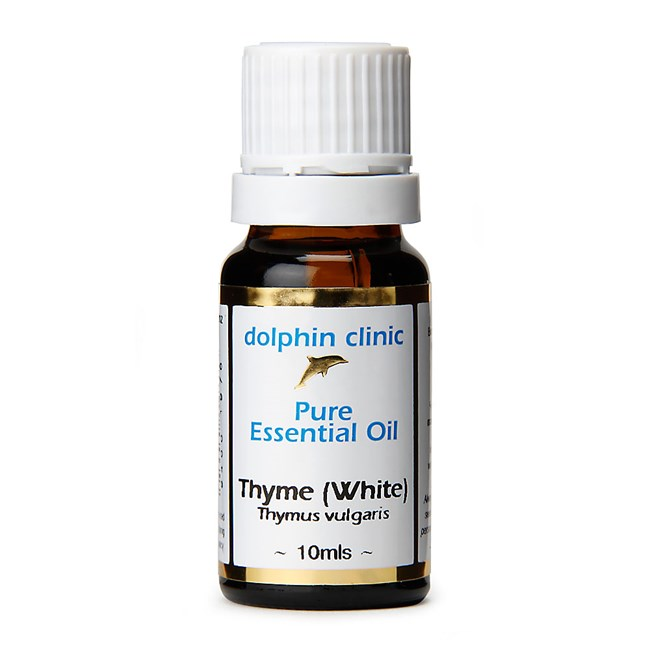 Thyme (White) Essential Oil