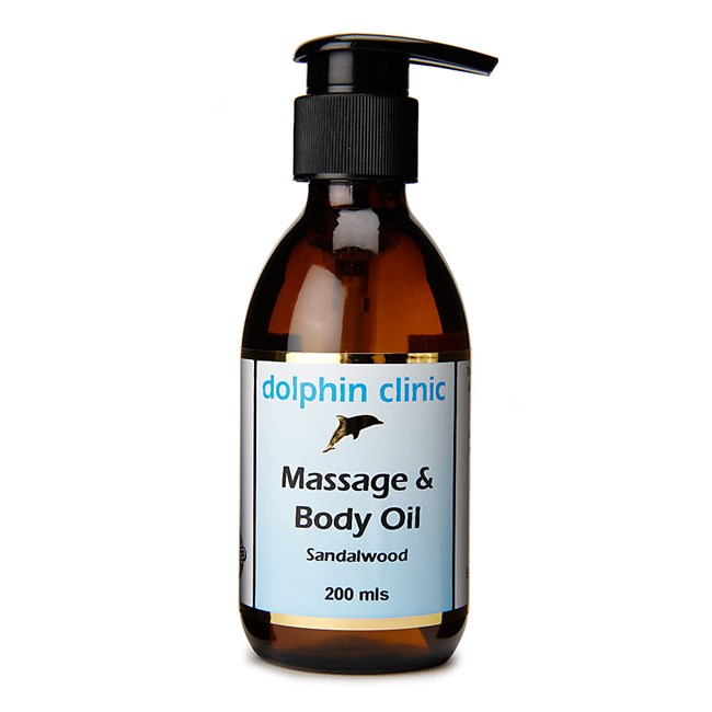 Massage & Body Oil - Sandalwood