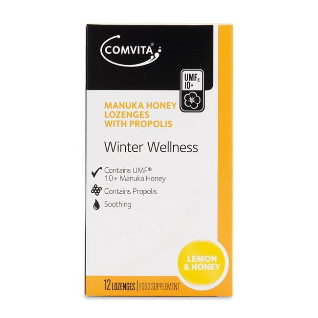Manuka Honey Lozenges - Lemon & Honey