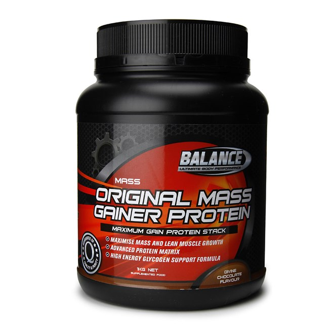 Original Mass Gainer Protein Chocolate