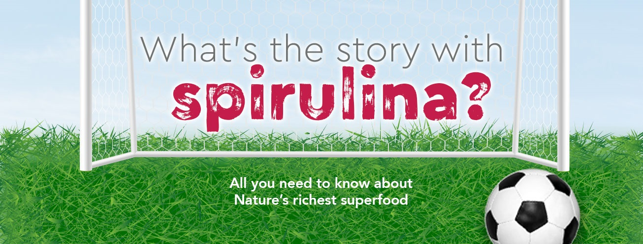What's the story with spirulina?